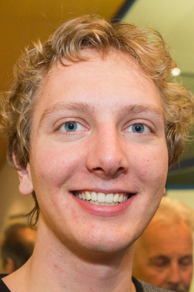 Johannes Stoiser - Alpinsanitäter, AAB-Anwärter
