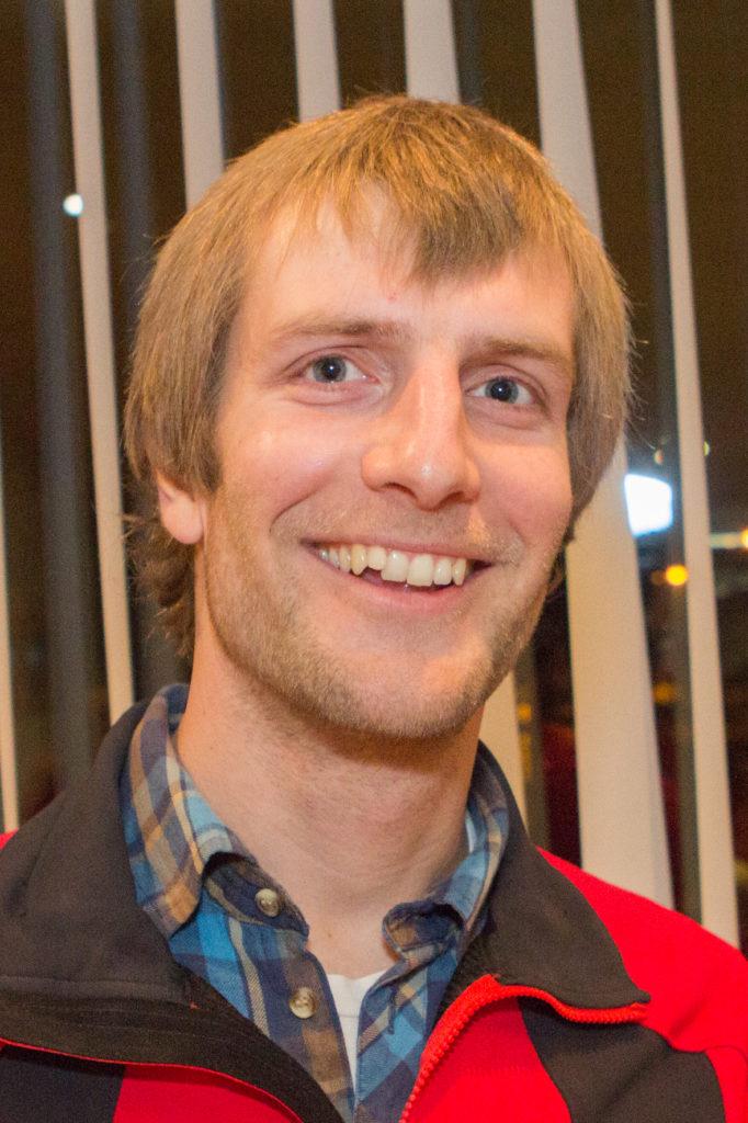 Florian Sitter - Ortsstellenleiter Stv., Alpinausbilder